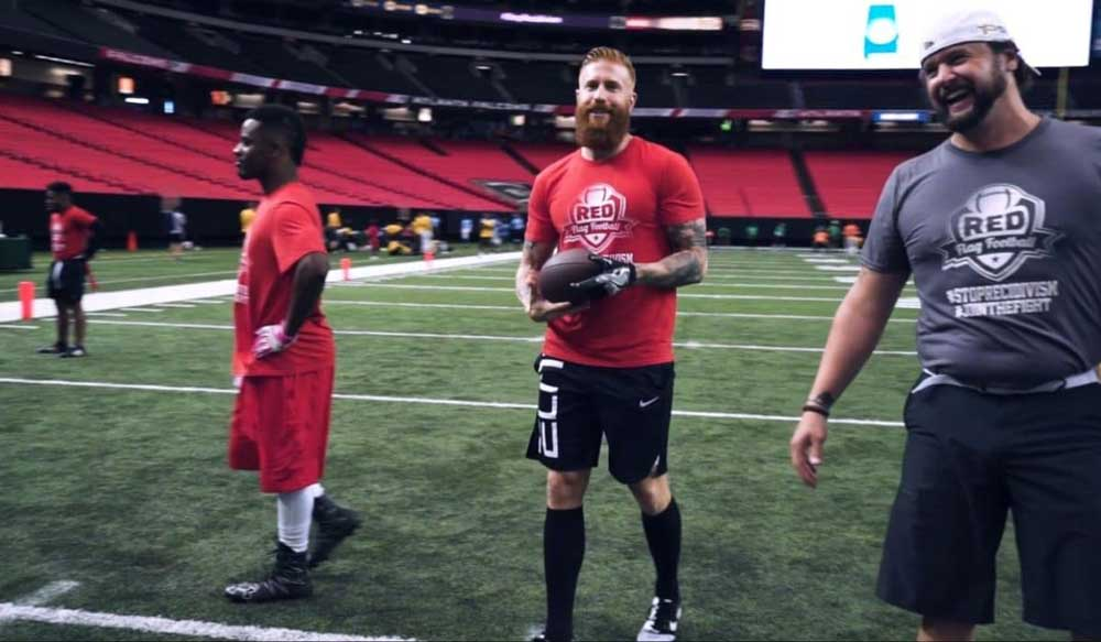 RED flag football